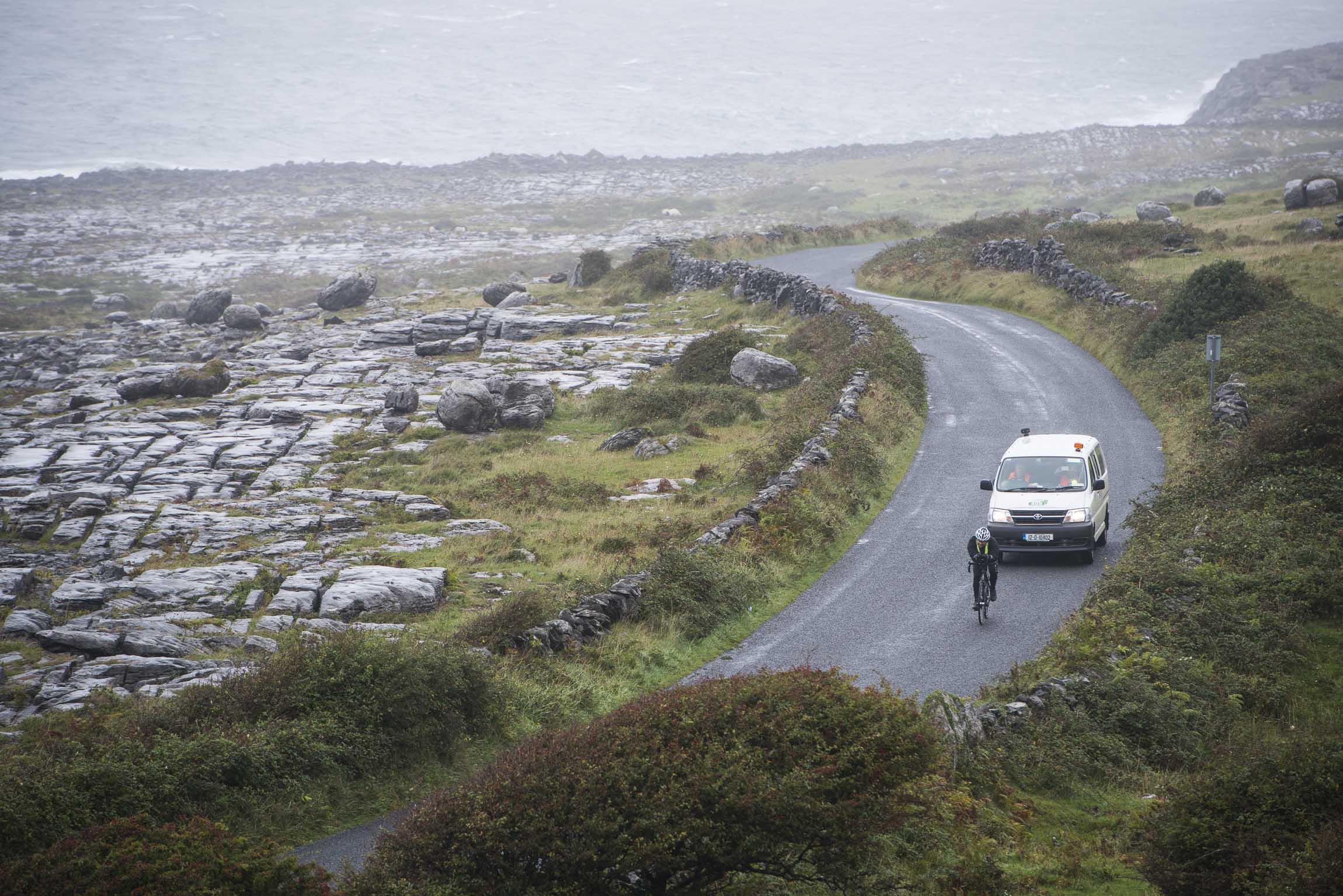 Another Incredible Race Around Ireland!