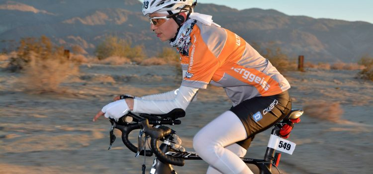Ultra-Cycling Superstar Reist Heading to Ireland