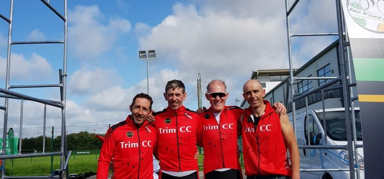 Trim CC Wins Race Around Ireland 4 Person Team Category