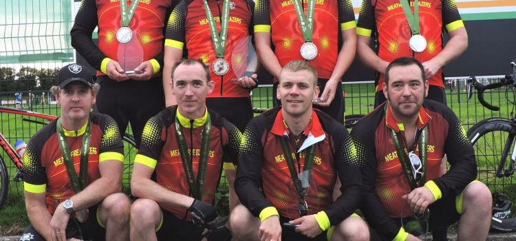Meath Fire Blazers Win Race Around Ireland Eight Person Team Category