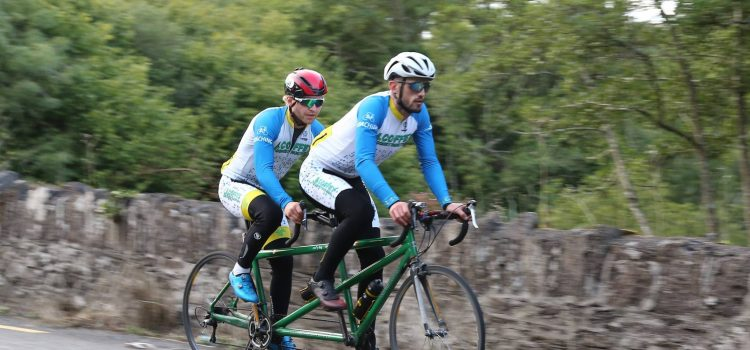 Paralympian Stars Make Race Around Ireland History